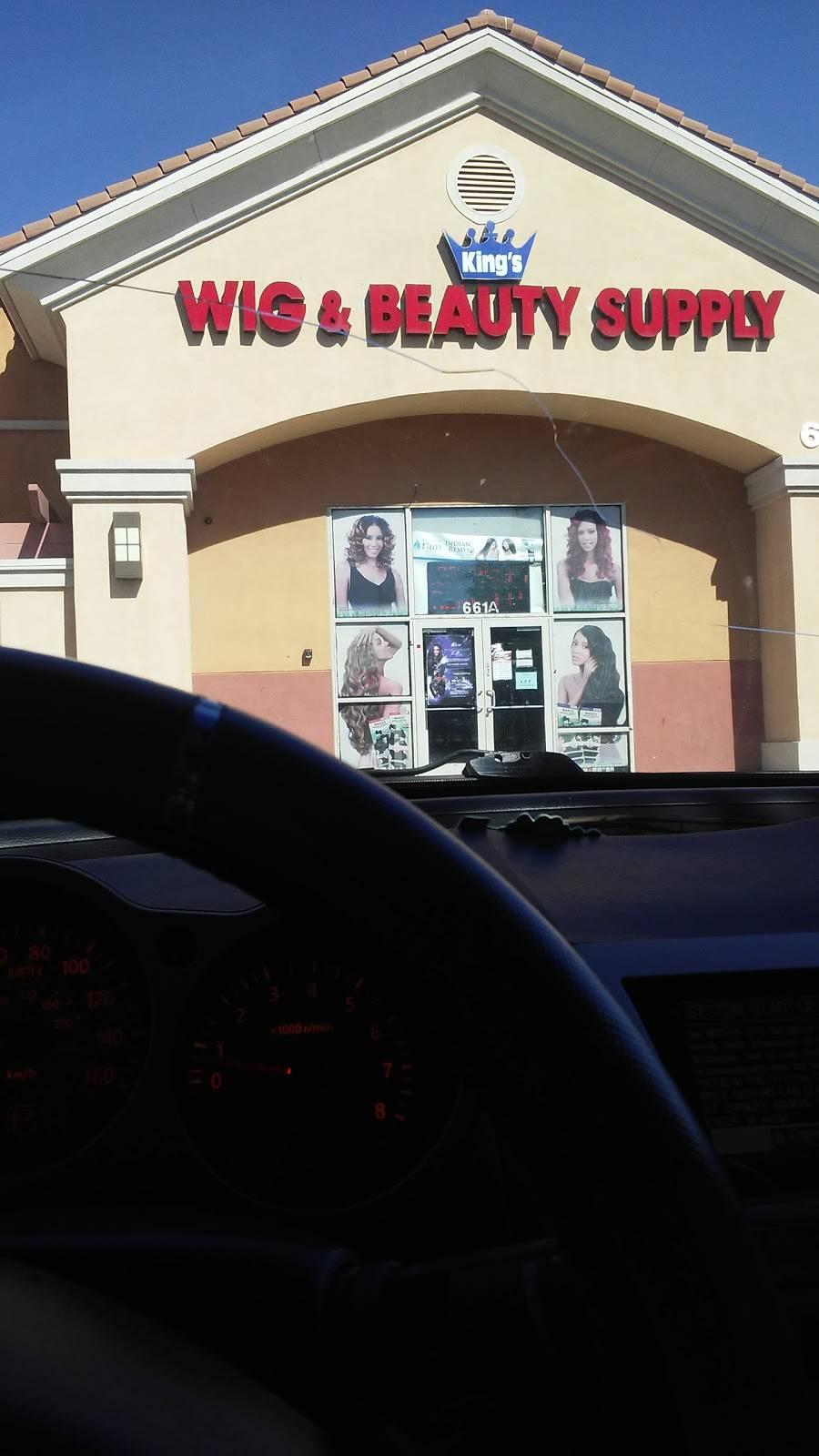 Kings Wigs & Beauty Supply 4 - hair care    Photo 4 of 10   Address: 661 San Juan Rd, Sacramento, CA 95834, USA   Phone: (916) 922-5050