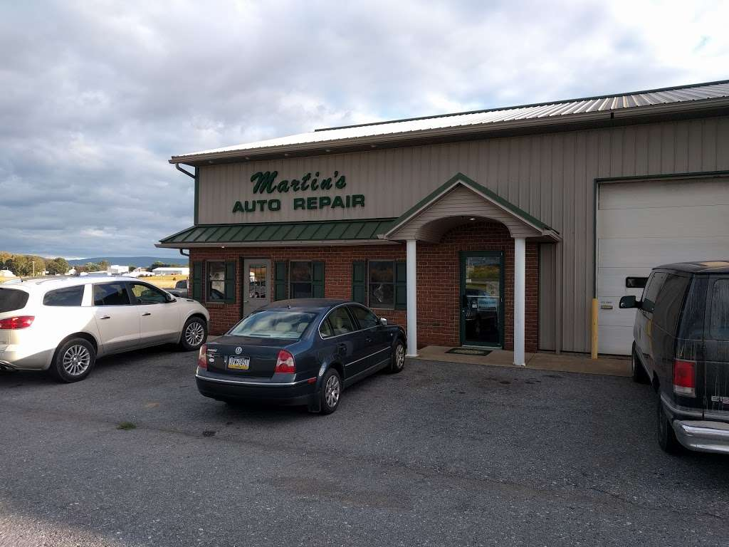 Martins Auto Repairs - car repair  | Photo 1 of 9 | Address: 750 E Lincoln Ave, Myerstown, PA 17067, USA | Phone: (717) 866-6131