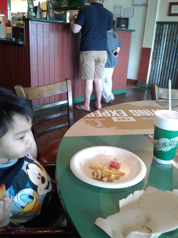 Wingstop - restaurant  | Photo 6 of 8 | Address: 3132 S Garnett Rd b, Tulsa, OK 74146, USA | Phone: (918) 622-9464