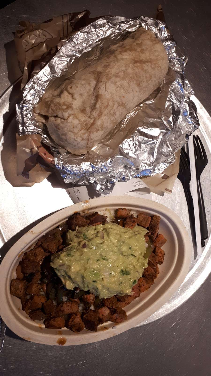 Chipotle Mexican Grill - restaurant    Photo 4 of 10   Address: 347 Flatbush Ave, Brooklyn, NY 11238, USA   Phone: (718) 230-3102
