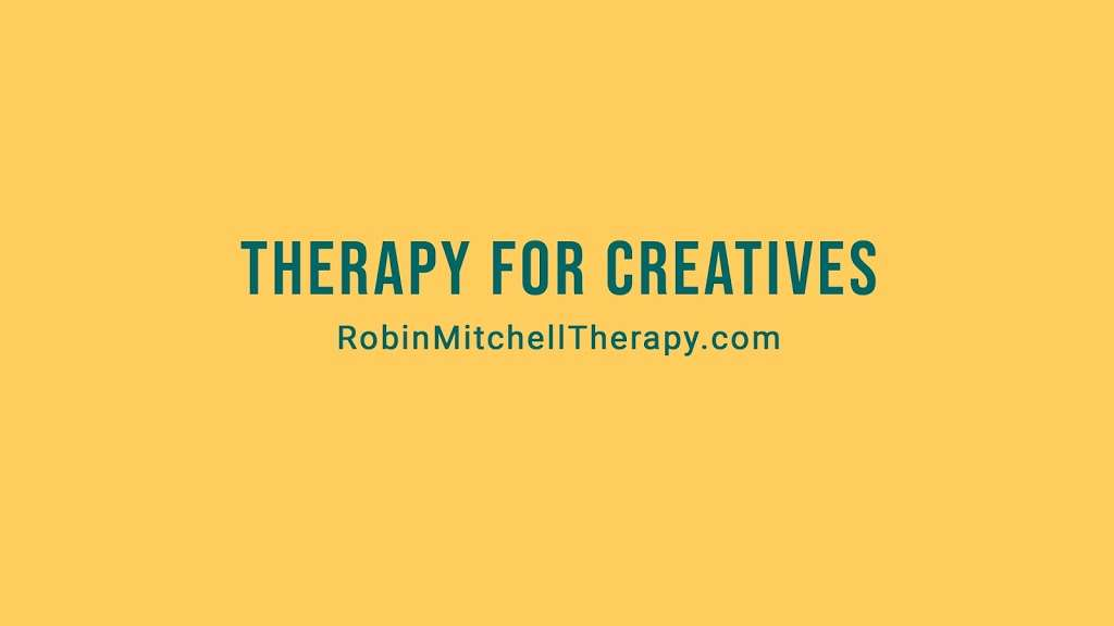 Robin Mitchell Therapy for Creatives - health  | Photo 2 of 3 | Address: 67 West St #322, Brooklyn, NY 11222, USA | Phone: (347) 397-0391
