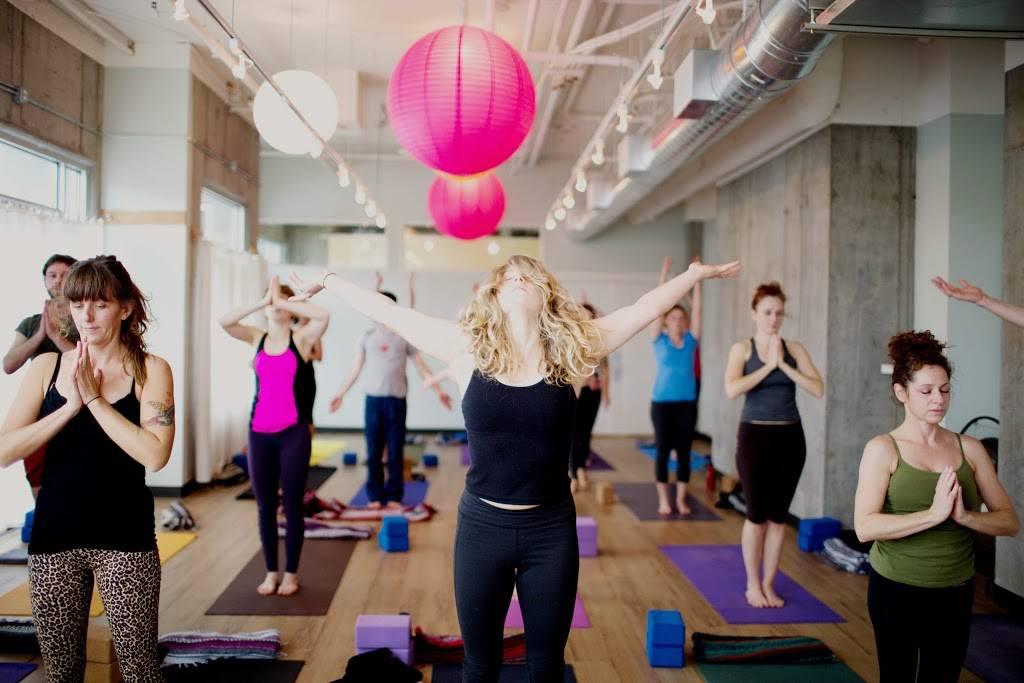 The Peoples Yoga - gym    Photo 7 of 10   Address: 3014 NE Killingsworth St, Portland, OR 97211, USA   Phone: (503) 877-9644