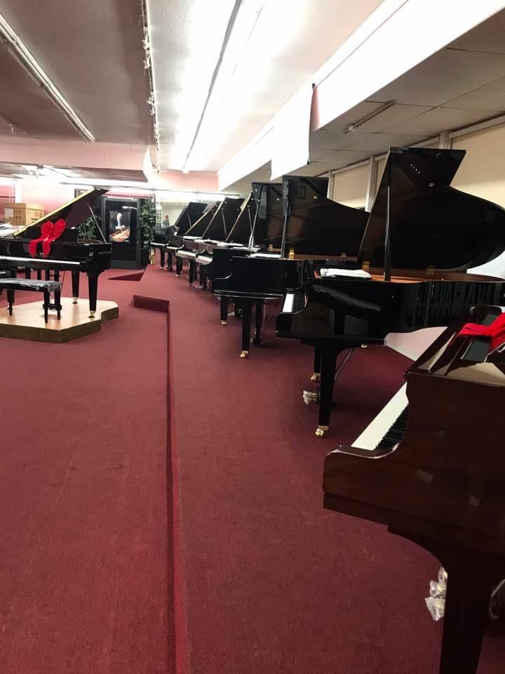 Hanmi Piano Yamaha Pianos New & Used Sale OC Authorized Dealer - electronics store    Photo 9 of 10   Address: 7942 Garden Grove Blvd #1209, Garden Grove, CA 92841, USA   Phone: (714) 891-5551