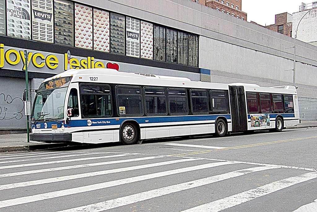 Valentine Avenue & East Fordham Road - transit station  | Photo 2 of 10 | Address: The Bronx, NY 10458, USA