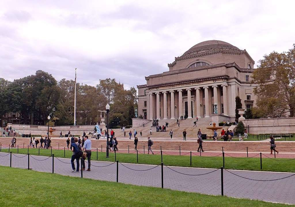 Columbia University Board - university  | Photo 6 of 10 | Address: 535 W 116th St, New York, NY 10027, USA | Phone: (212) 854-4157