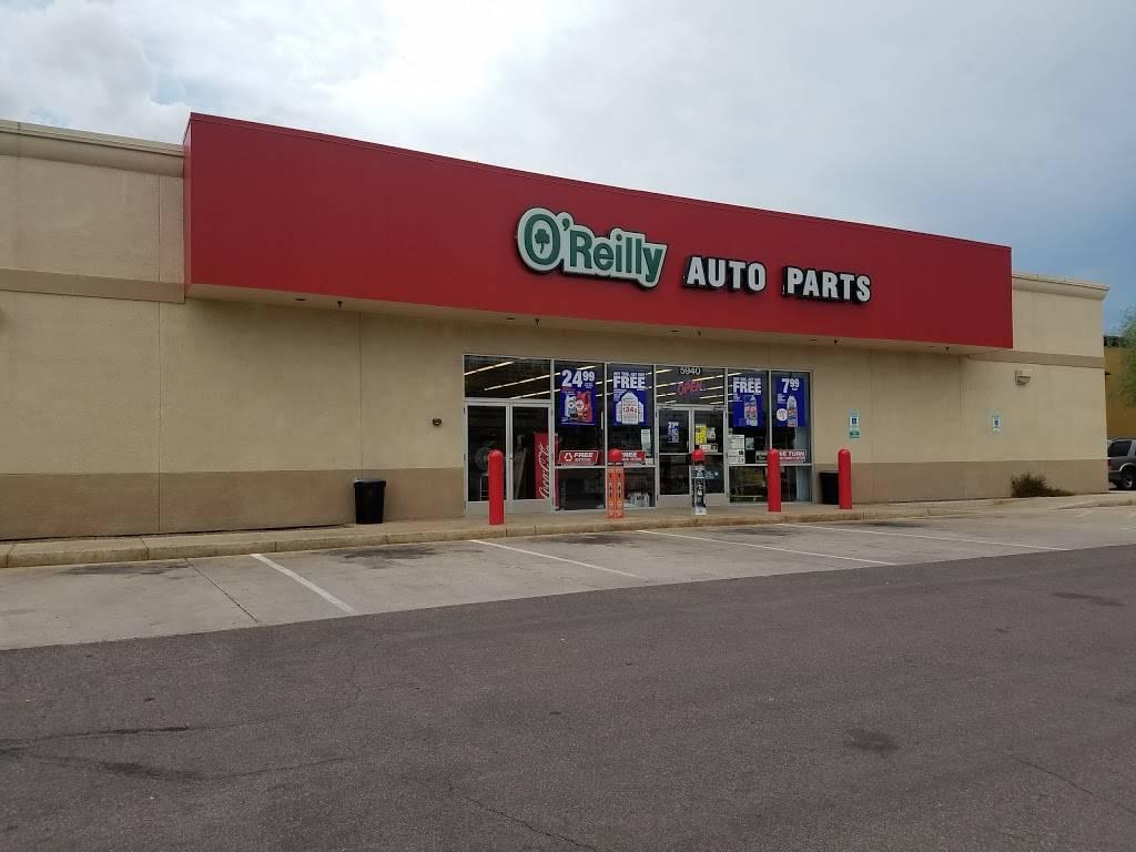 O Reilly Auto Parts 5940 E Brown Rd Mesa Az 85205 Usa