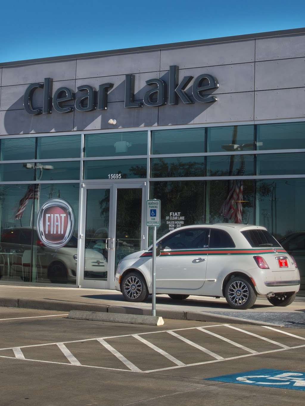 fiat of clear lake - car dealer | 15695 gulf fwy, webster, tx 77598, usa