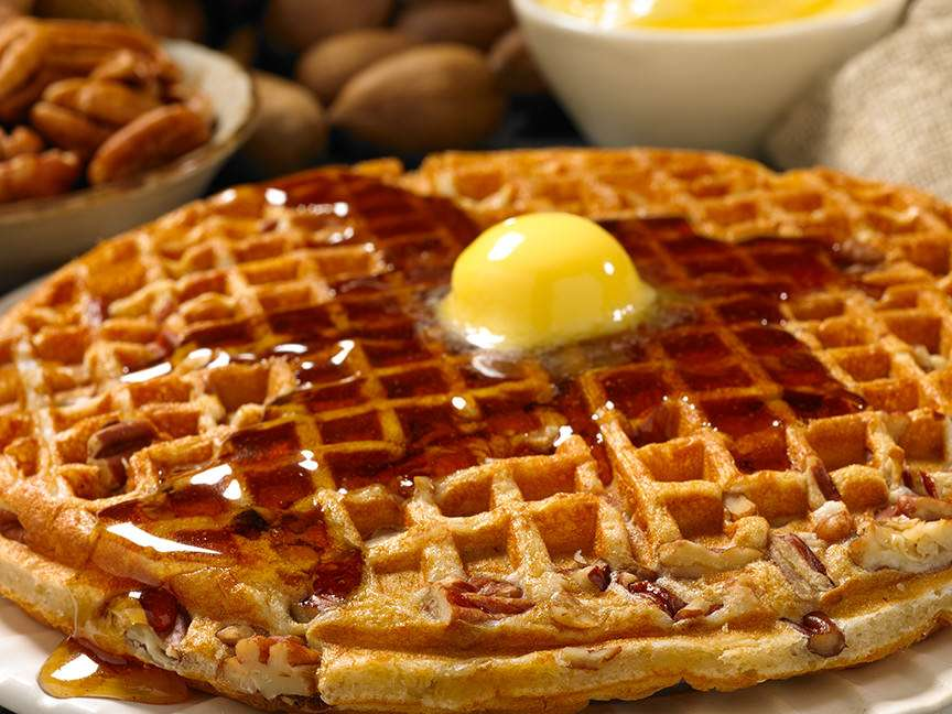 Waffle House - meal takeaway  | Photo 2 of 10 | Address: 7203 Garth Rd, Baytown, TX 77521, USA | Phone: (281) 421-2499