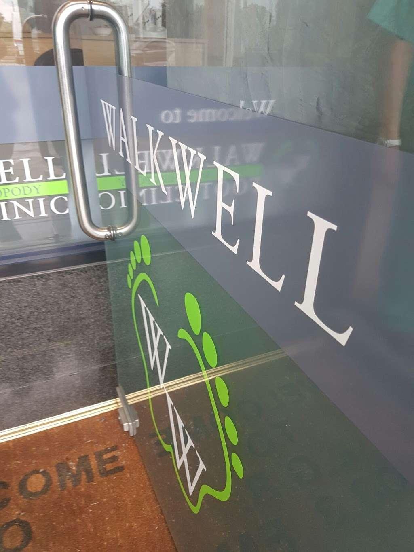 Walkwell Foot Clinic Ltd Finchley - spa  | Photo 8 of 10 | Address: 437 High Rd, London N12 0AP, UK | Phone: 020 8346 6652