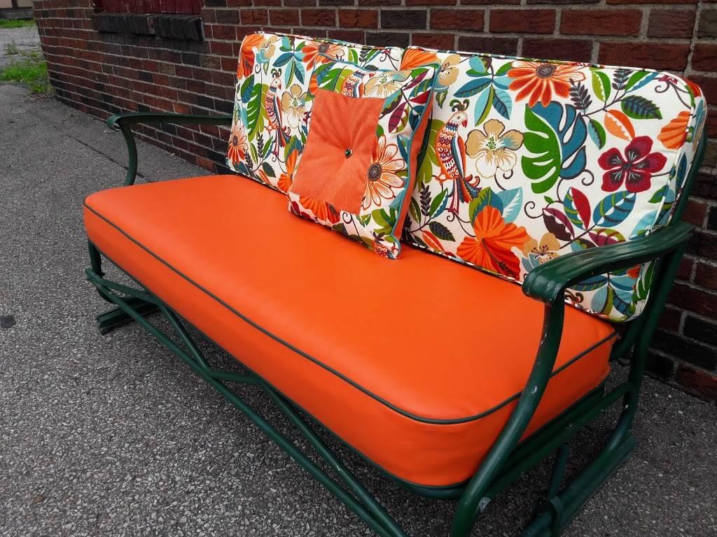 Michael Paul Ayala Upholstery - furniture store    Photo 1 of 2   Address: 1408 Villa Dr, Pittsburgh, PA 15236, USA   Phone: (412) 251-6658