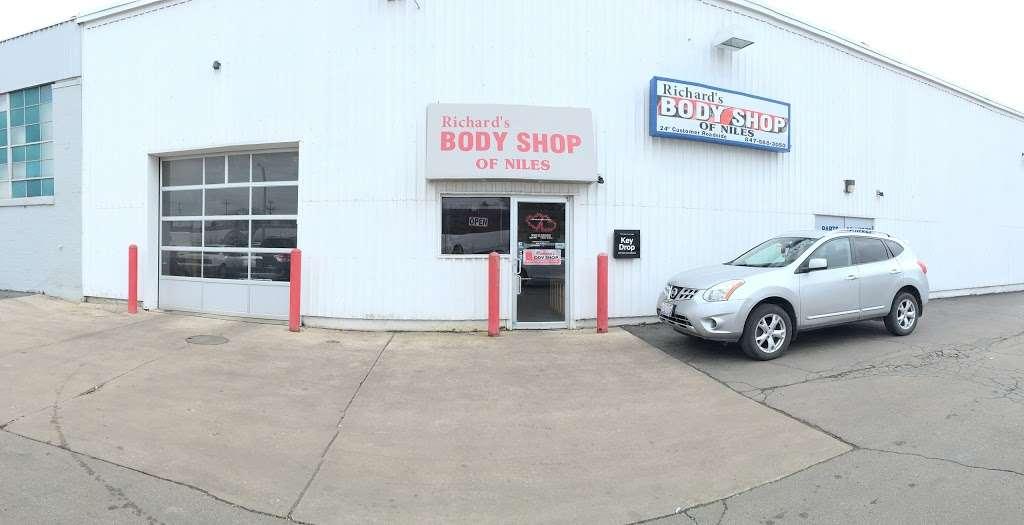 Richards Body Shop >> Richard S Body Shop Of Niles Car Repair 5759 W Touhy Ave Niles