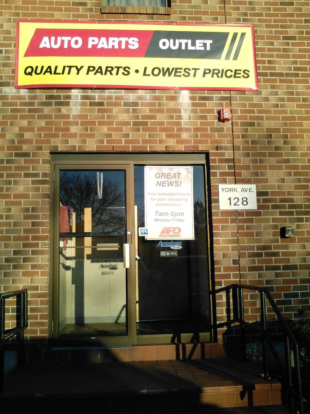 Auto Parts Outlet - car repair  | Photo 3 of 10 | Address: 128 York Ave, Randolph, MA 02368, USA | Phone: (800) 772-5558