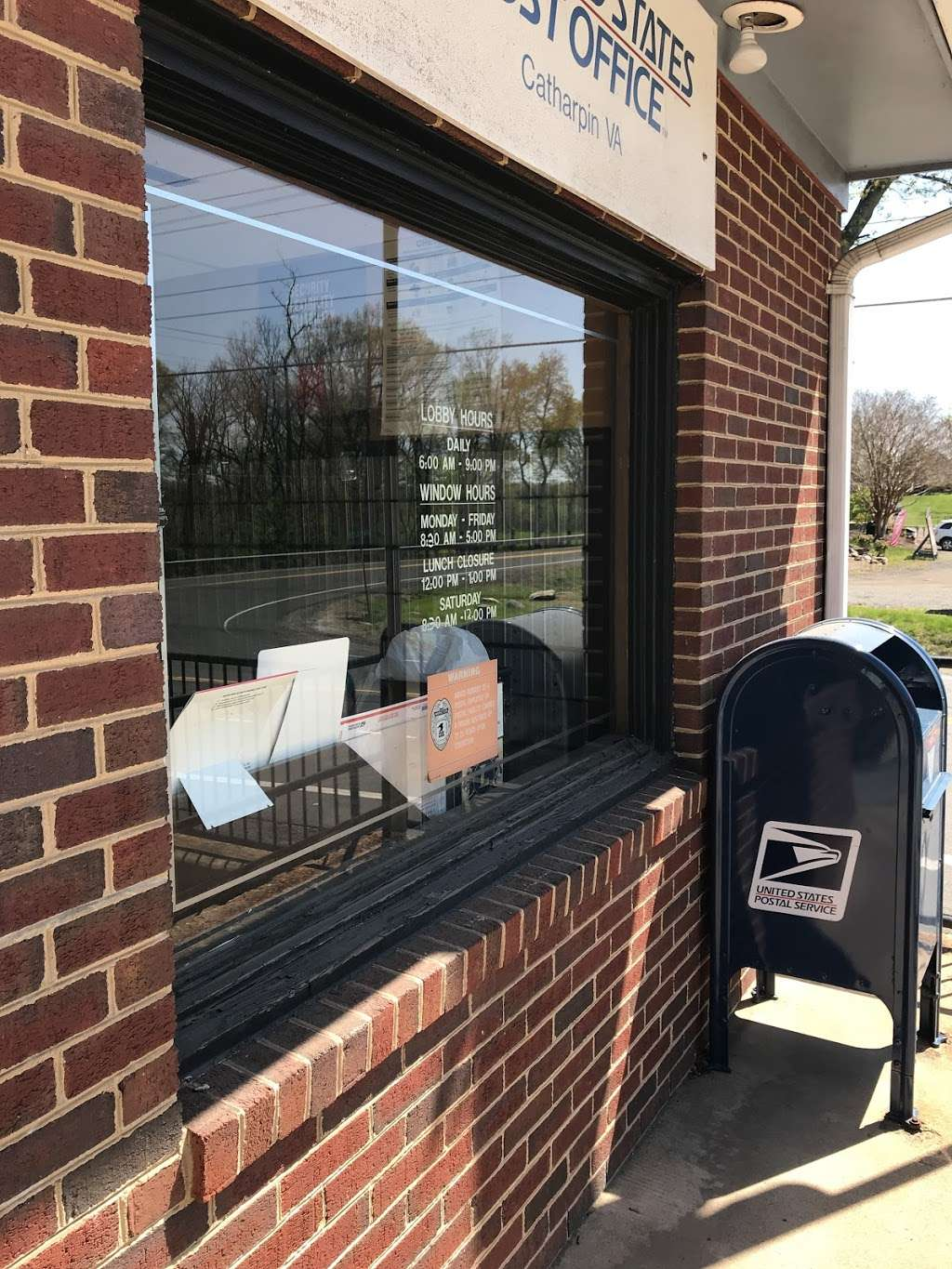 United States Postal Service - post office  | Photo 4 of 7 | Address: 4625 Sudley Rd, Catharpin, VA 20143, USA | Phone: (800) 275-8777