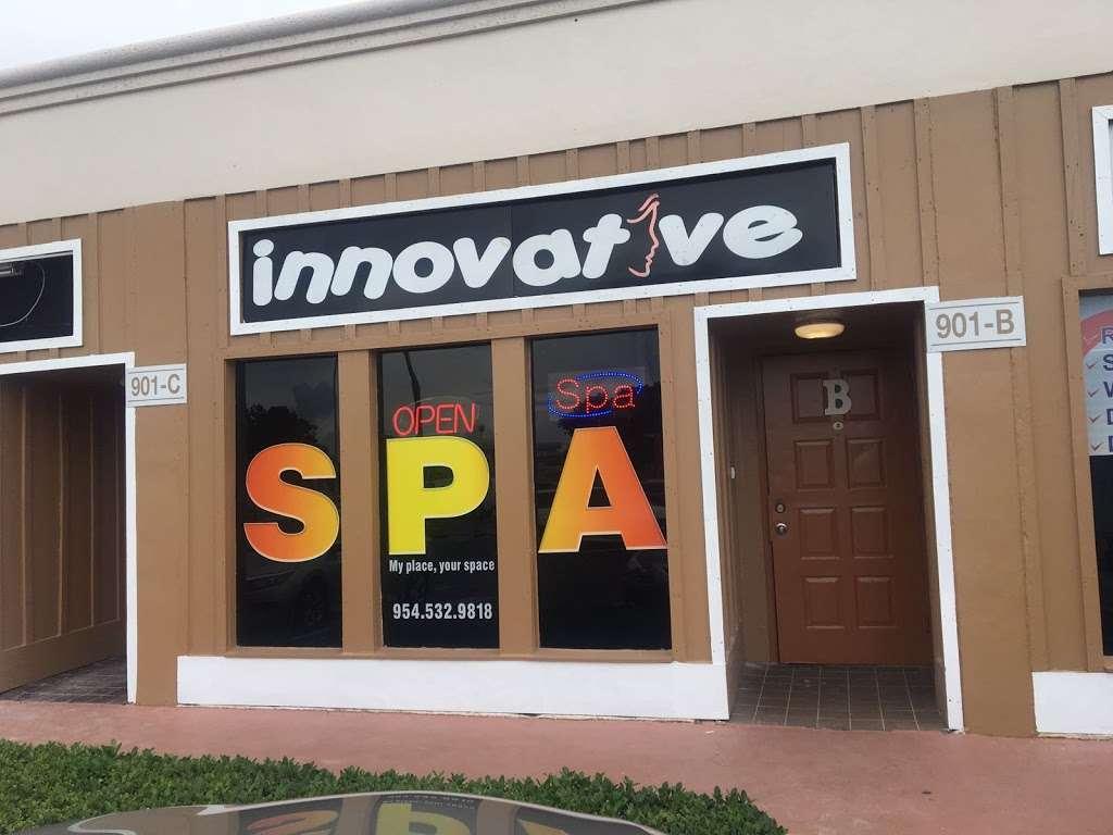 INNOVATIVE - spa    Photo 1 of 6   Address: 901 E Sample Rd b, Pompano Beach, FL 33064, USA   Phone: (954) 532-9818
