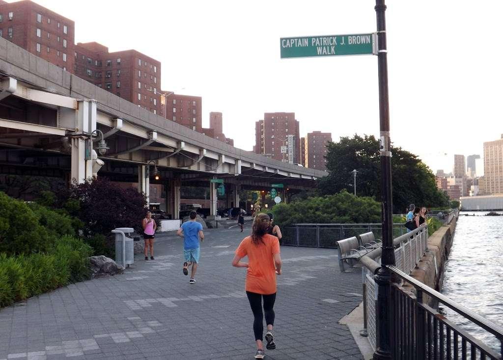 East River Promenade - park    Photo 9 of 10   Address: East River Promenade, New York, NY 10002, USA
