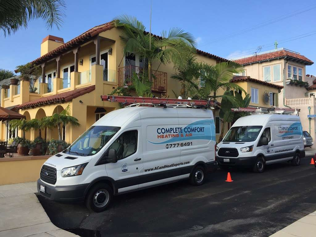 Complete Comfort Heating & Air - plumber  | Photo 8 of 10 | Address: 17450 Mt Herrmann St, Fountain Valley, CA 92708, USA | Phone: (949) 742-2995