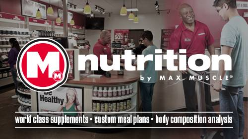 Max Muscle Nutrition - health  | Photo 6 of 7 | Address: 6035 Peachtree Rd Ste C219, Doraville, GA 30360, USA | Phone: (770) 234-2020