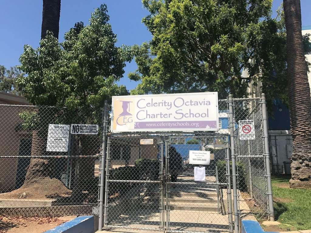 Isana Octavia Charter School - school  | Photo 1 of 3 | Address: 3010 Estara Ave, Los Angeles, CA 90065, USA | Phone: (323) 344-3622