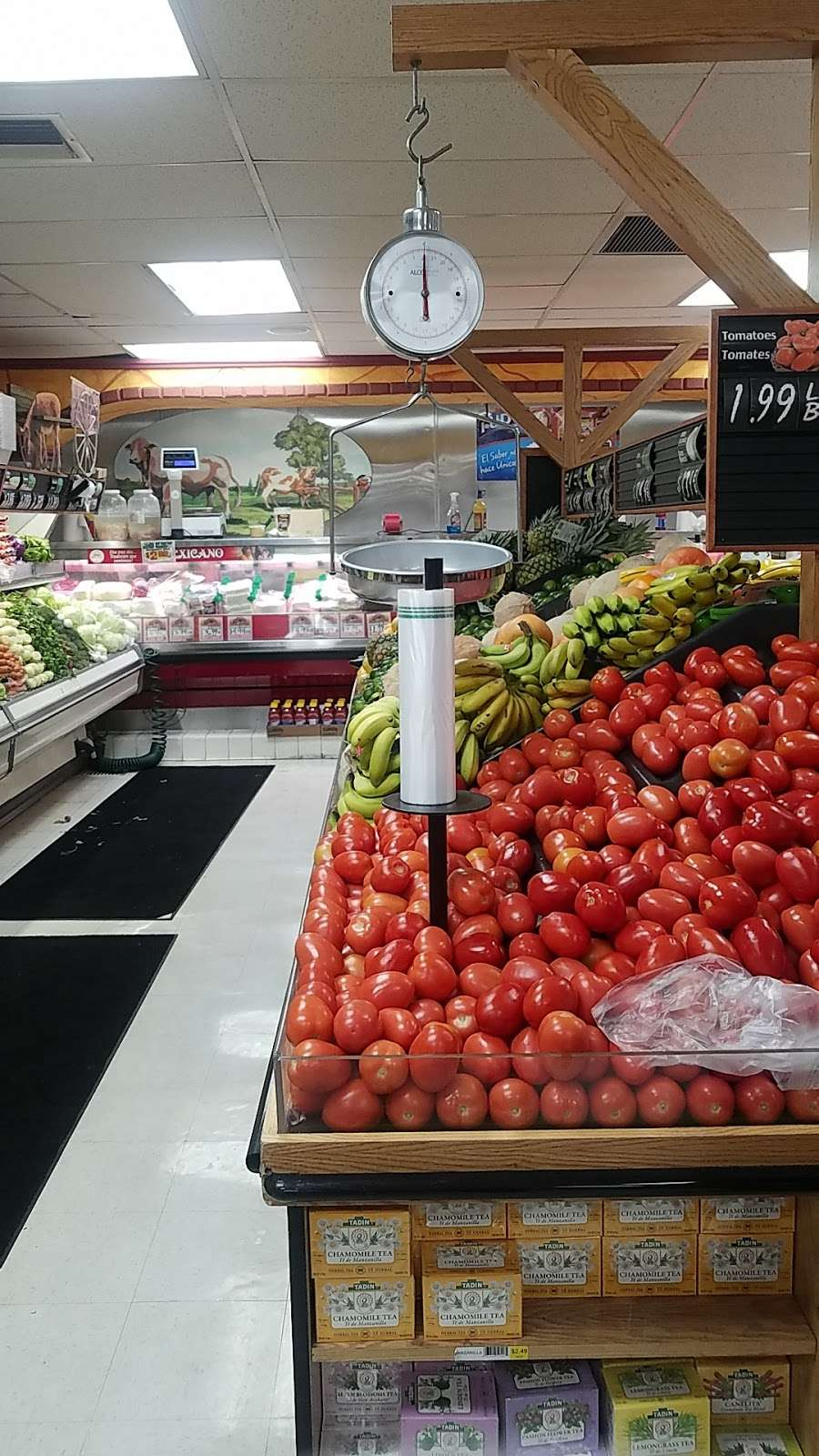 El Rancho Meat Market Store 5850 Etiwanda Ave Mira