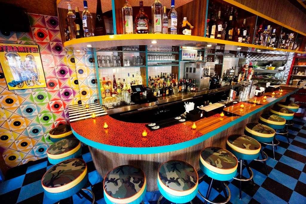 Miss Lilys - restaurant  | Photo 5 of 10 | Address: 132 W Houston St, New York, NY 10012, USA | Phone: (212) 812-1482
