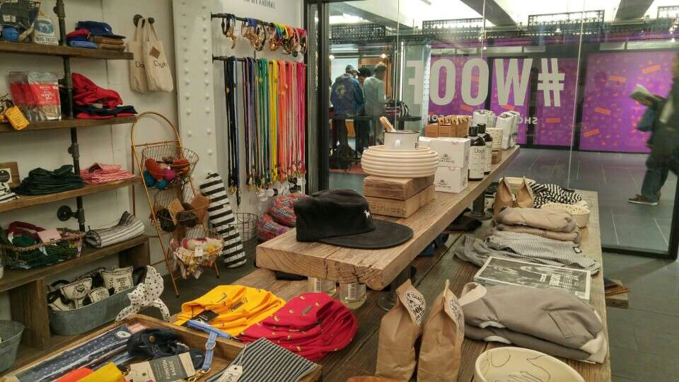 DOG & CO. - store  | Photo 3 of 10 | Address: Underground in the TurnStyle Market, 1000 8th Ave, New York, NY 10019, USA | Phone: (646) 351-0905
