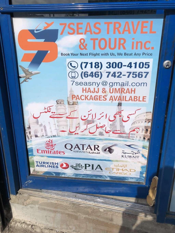 7Seas Travel & Tour - travel agency  | Photo 2 of 2 | Address: 1047 Coney Island Ave, Brooklyn, NY 11230, USA | Phone: (718) 300-4105