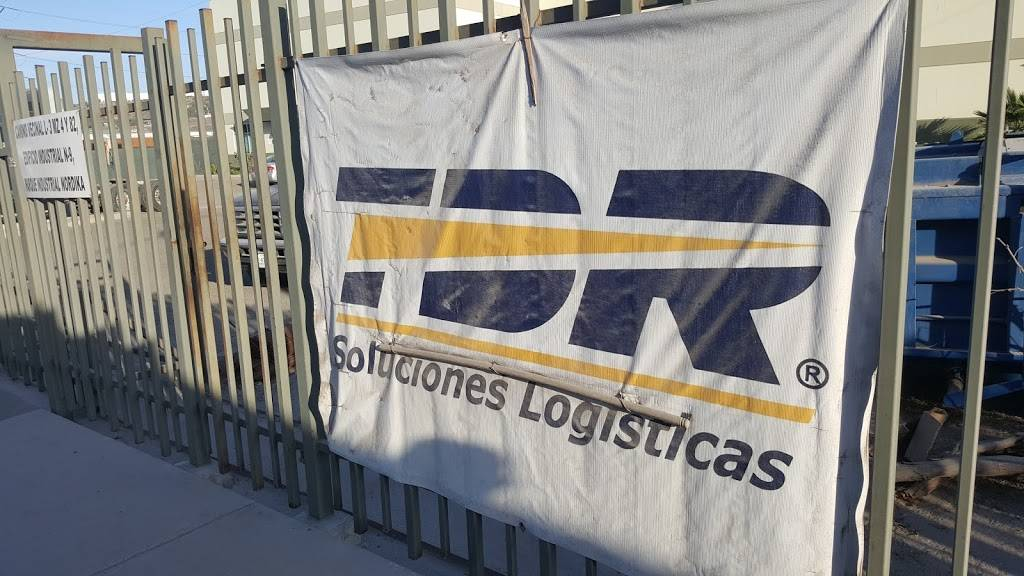 ALMACEN TDR TIJUANA - moving company  | Photo 1 of 3 | Address: Parque Industrial Nordica, Lazaro Cardenas, 22510 Tijuana, B.C., Mexico | Phone: 664 615 5968