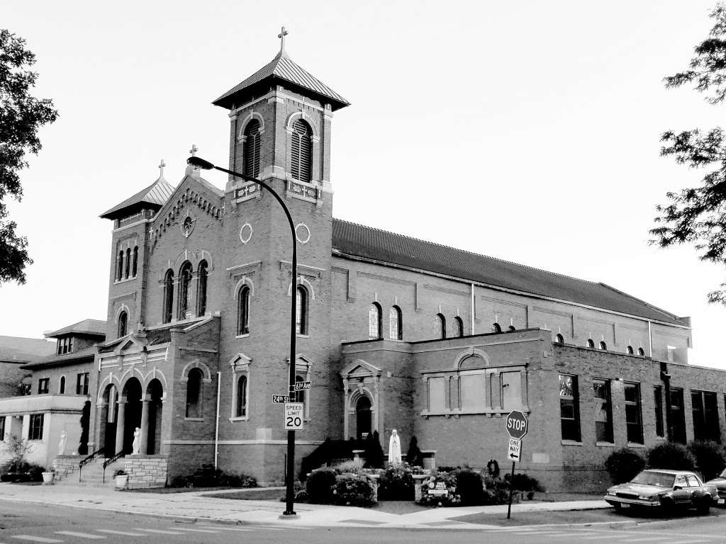 Our Lady of the Mount Catholic Church - church  | Photo 7 of 10 | Address: 2414 S 61st Ave, Cicero, IL 60804, USA | Phone: (708) 652-2791