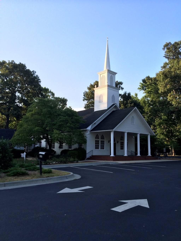 Orange United Methodist Preschool - school  | Photo 1 of 1 | Address: 1220 M.L.K. Jr Blvd, Chapel Hill, NC 27516, USA | Phone: (919) 942-3495