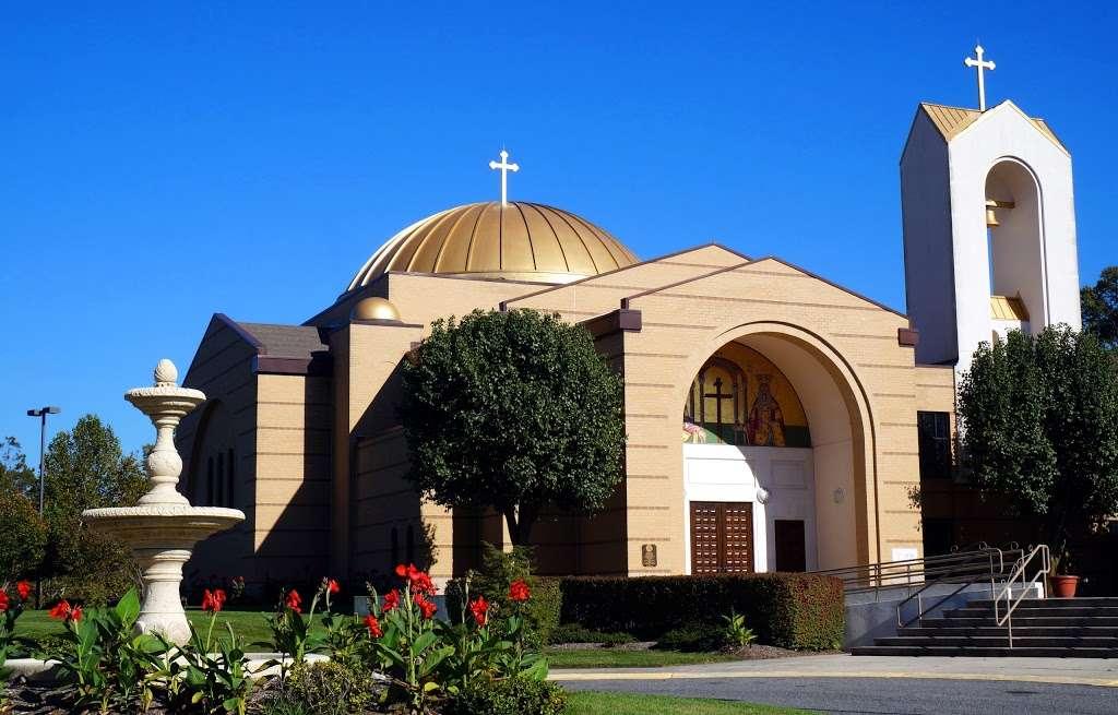 Sts. Constantine & Helen Greek Orthodox Church - church  | Photo 1 of 10 | Address: 2747 Riva Rd, Annapolis, MD 21401, USA | Phone: (410) 573-2072