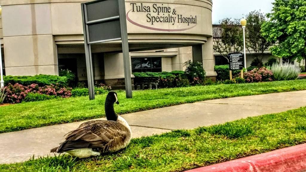 Tulsa Spine & Specialty Hospital - hospital  | Photo 7 of 9 | Address: 6901 S Olympia Ave, Tulsa, OK 74132, USA | Phone: (918) 388-5701
