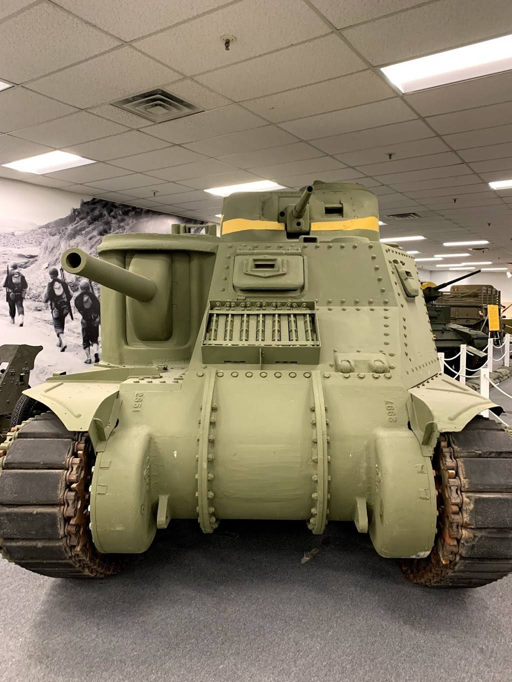 Fort Bliss Museum - museum    Photo 6 of 15   Address: 1735, Marshall Rd, Fort Bliss, TX 79906, USA   Phone: (915) 568-5412