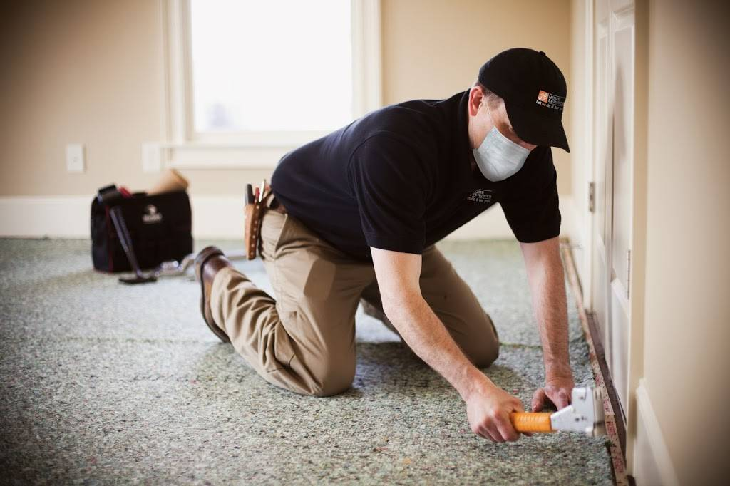 Home Services at The Home Depot - painter    Photo 3 of 10   Address: 100 1st Ave, Waltham, MA 02451, USA   Phone: (781) 312-0817