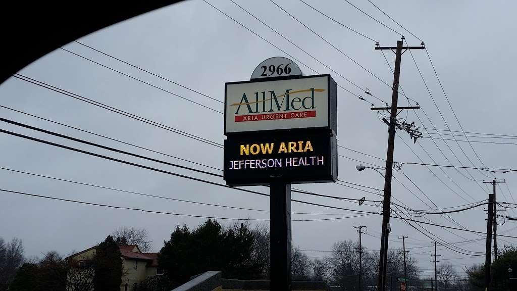 All MED Aria / Jefferson Building - doctor  | Photo 2 of 2 | Address: 2966 Street Rd, Bensalem, PA 19020, USA