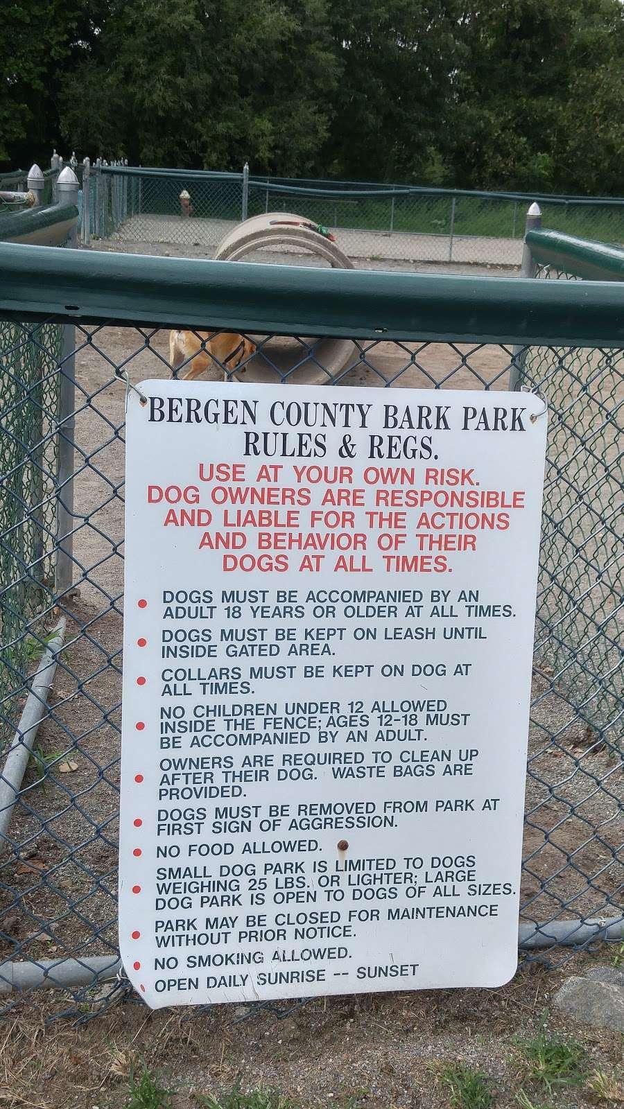 Overpeck Dog Park - park    Photo 7 of 7   Address: Leonia, NJ 07605, USA