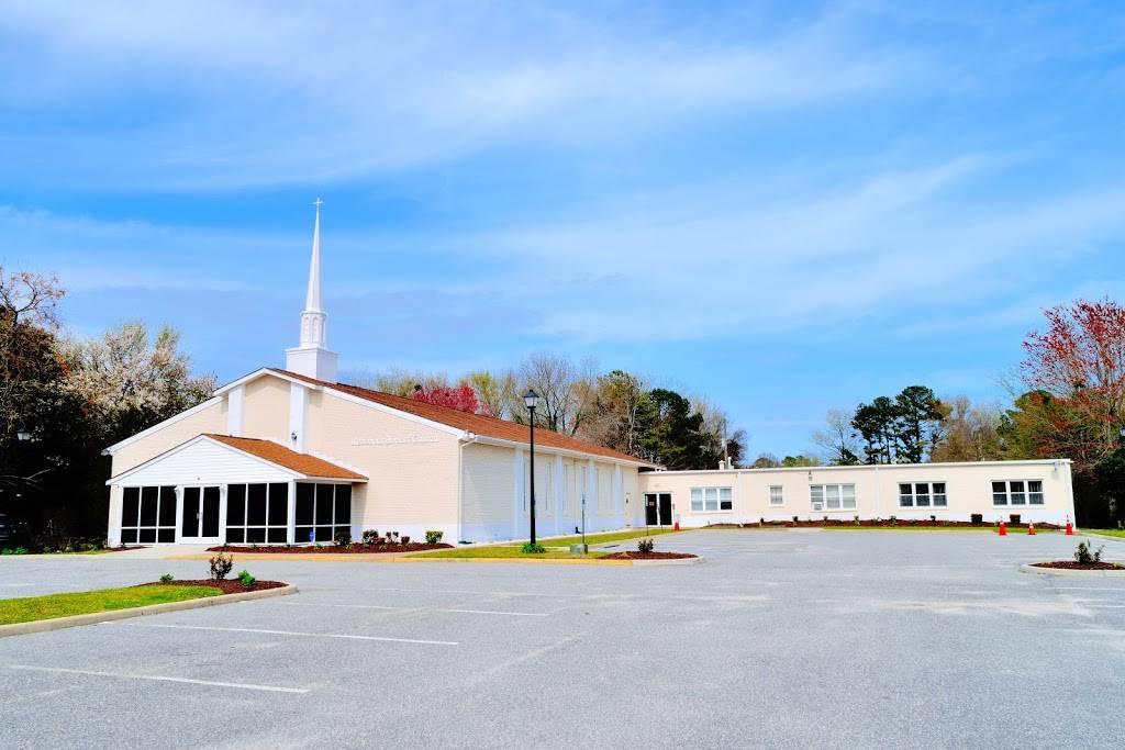 Rehoboth Baptist Church - church  | Photo 1 of 6 | Address: 182 S Birdneck Rd, Virginia Beach, VA 23451, USA | Phone: (757) 425-5225