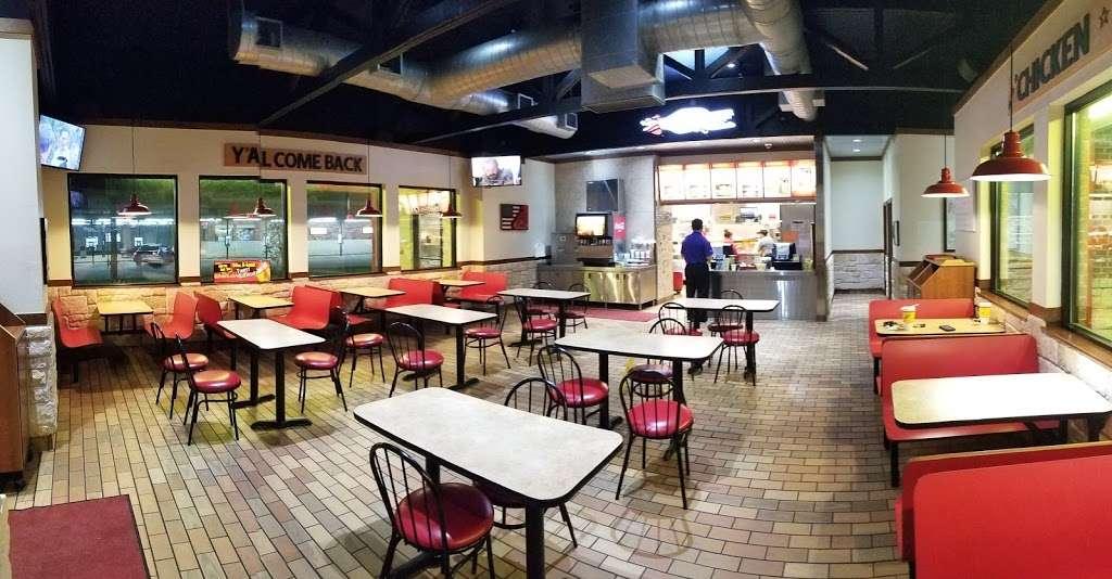 Chicken Express - restaurant    Photo 2 of 10   Address: 7300 Garth Rd, Baytown, TX 77521, USA   Phone: (281) 421-8400
