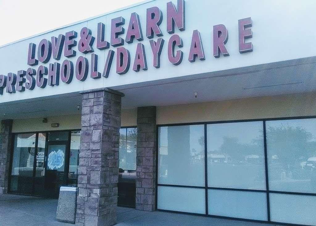 Love & Learn Preschool - school  | Photo 5 of 8 | Address: 2717 S Alma School Rd, Mesa, AZ 85210, USA | Phone: (480) 222-8484