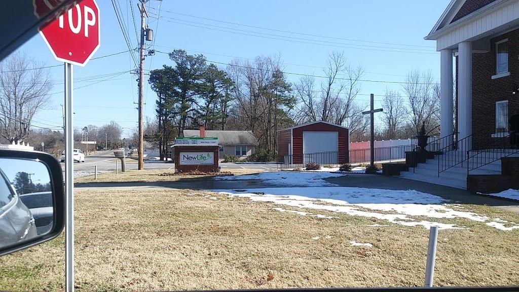 New Life Baptist Church - church  | Photo 6 of 7 | Address: 1100 E Fairfield Rd, High Point, NC 27263, USA | Phone: (336) 434-1968