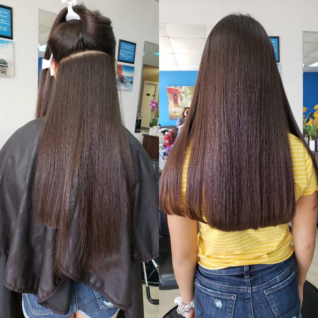 QUÉ BELLA HAIR SALON {BALAYAGE • BOTOX for HAIR • BLOWOUT • HAIR - hair care  | Photo 9 of 10 | Address: inside of Phenix Salon Suites 1213, Parkside Main St SUITE 129, Cary, NC 27519, USA | Phone: (984) 500-3535