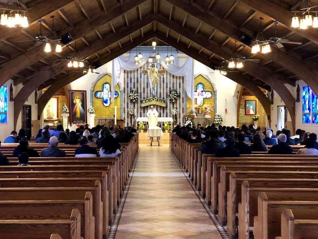 St Francis Xavier Church Catholic Church - church  | Photo 5 of 10 | Address: 4245 Acacia Ave, Pico Rivera, CA 90660, USA | Phone: (562) 699-8527