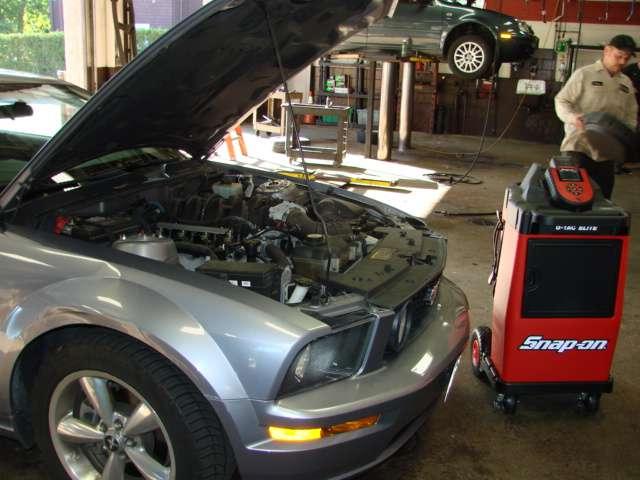 Morrisons Auto Rite - car repair  | Photo 7 of 10 | Address: 475 Centre St, Jamaica Plain, MA 02130, USA | Phone: (617) 522-4444