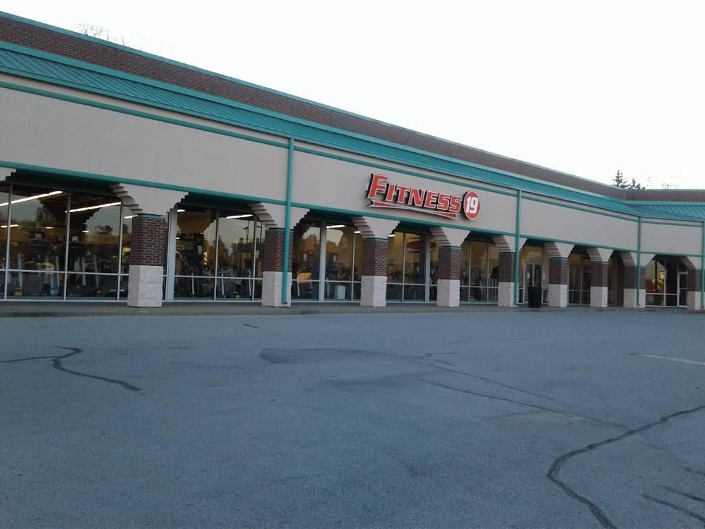 Fitness 19 - spa  | Photo 8 of 8 | Address: 109 Blankenbaker Pkwy, Louisville, KY 40243, USA | Phone: (502) 244-0919