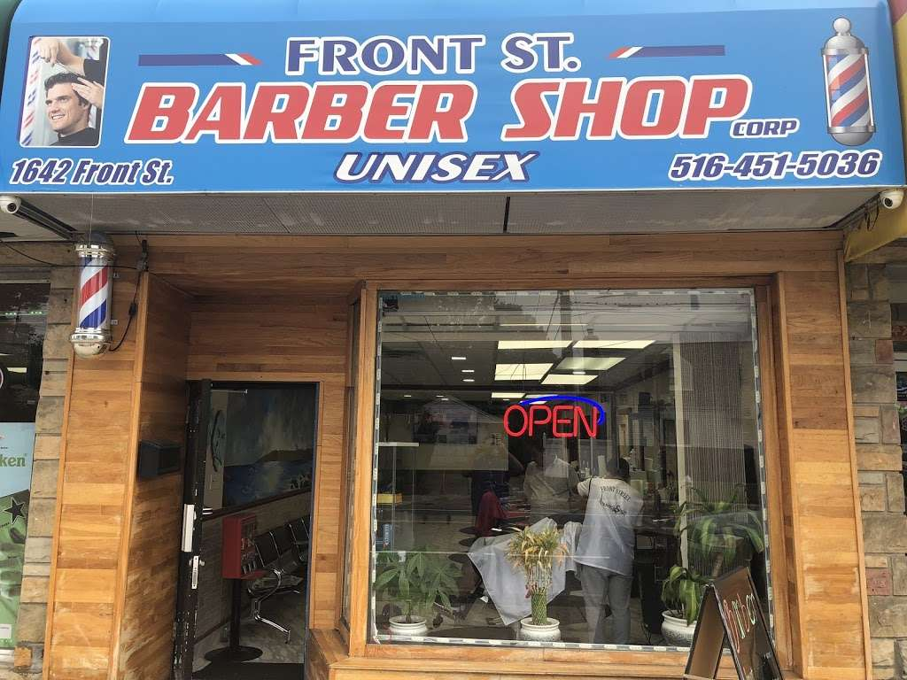 Front St Barbershop - hair care    Photo 2 of 3   Address: 1642 Front St, East Meadow, NY 11554, USA   Phone: (516) 743-9729