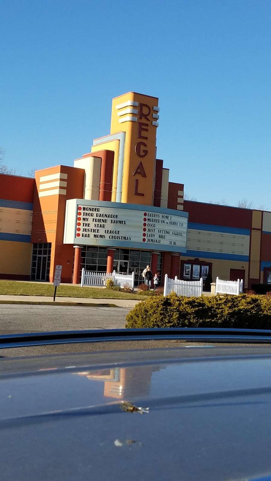 Amc Marlton 8 >> Regal Cinemas Cross Keys 12 - Movie theater | 151 American Blvd, Turnersville, NJ 08012, USA