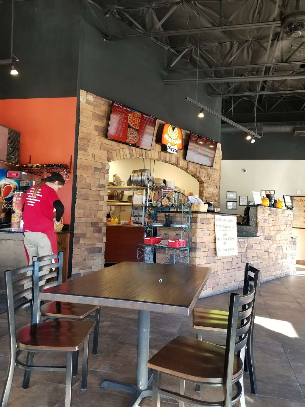 Marcos Pizza - meal delivery    Photo 4 of 9   Address: 1079 W Round Grove Rd, Lewisville, TX 75067, USA   Phone: (972) 221-5200