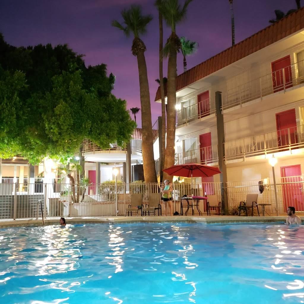 Ramada by Wyndham Tempe Near ASU - lodging  | Photo 1 of 6 | Address: 1635 N Scottsdale Rd, Tempe, AZ 85281, USA | Phone: (480) 947-3711