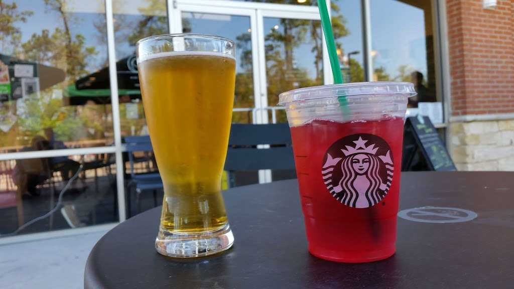 Starbucks - cafe  | Photo 7 of 10 | Address: 9955 Woodlands Pkwy, The Woodlands, TX 77382, USA | Phone: (281) 419-0329