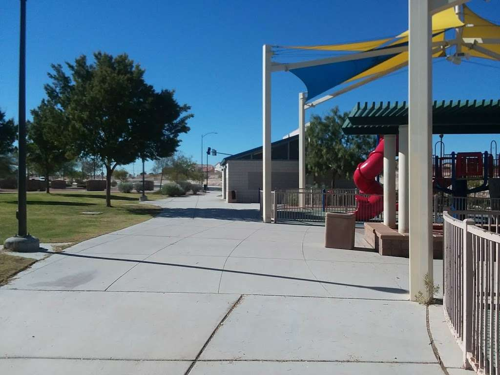 Desert Horizons Park - park  | Photo 8 of 10 | Address: 3750 Simmons Street,, North Las Vegas, NV 89032, USA | Phone: (702) 633-1171