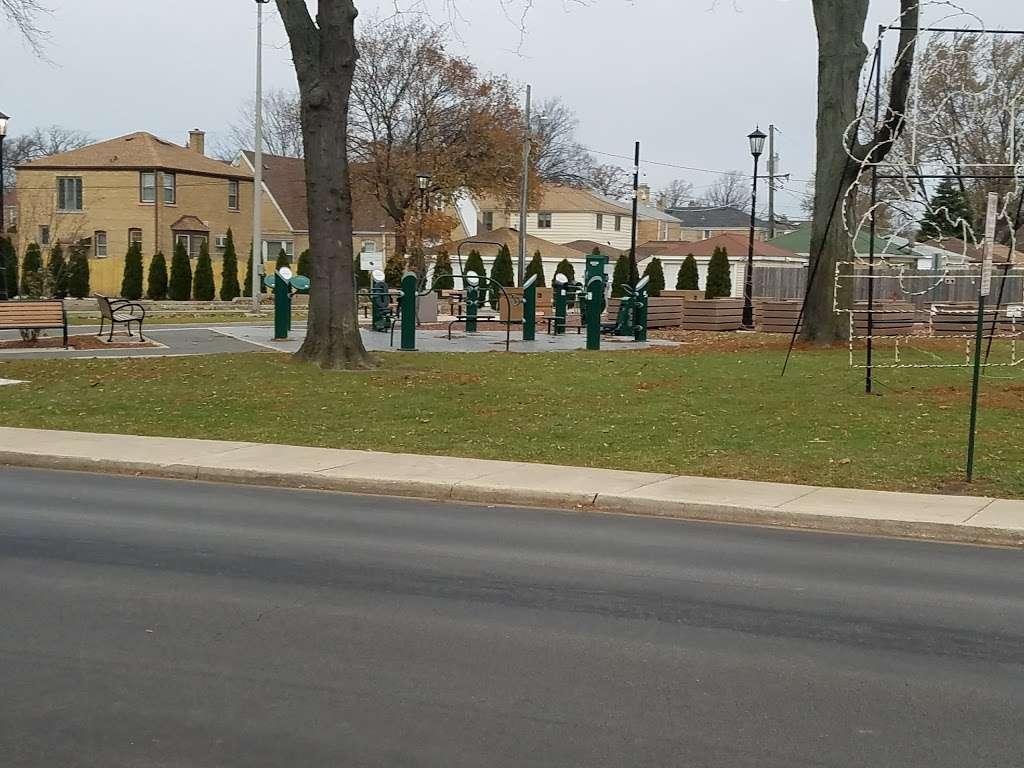 Centennial Park - park  | Photo 5 of 10 | Address: 7600 W Armitage Ave, Elmwood Park, IL 60707, USA